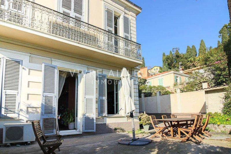 Villa belle epoque menton immojojo for Antieke bouwmaterialen maison belle epoque