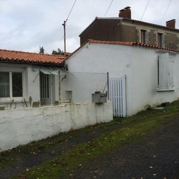 Maison boire courant immojojo for Garage ad saint julien de concelles