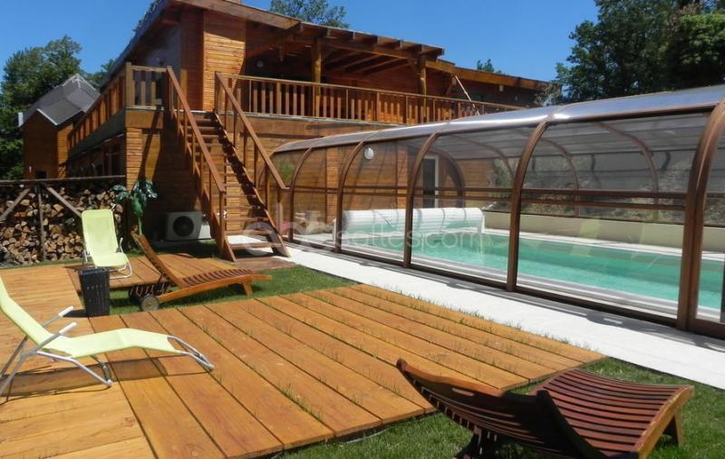 Propriete lac bois hectares immojojo for Construction piscine jonzac
