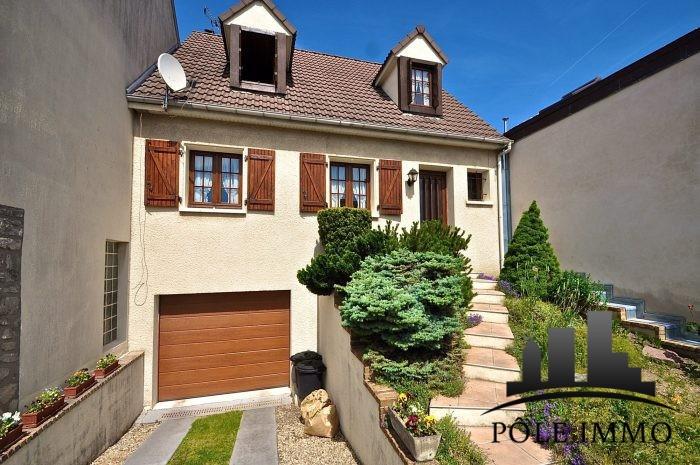 Pavillon blanc mesnil terrasse immojojo for Garage lecomte blanc mesnil