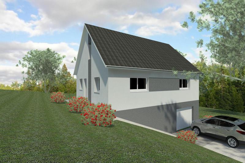 Maison besancon garage particulier immojojo for Garage ad nimes