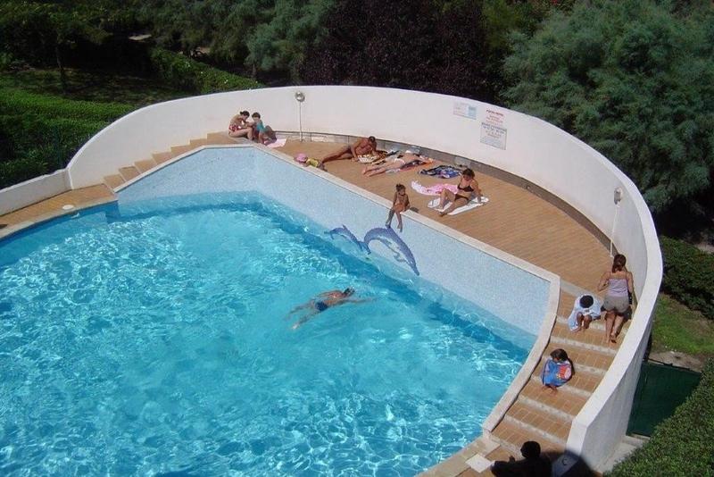 Studio cabine grande motte piscine immojojo for Camping la grande motte avec piscine