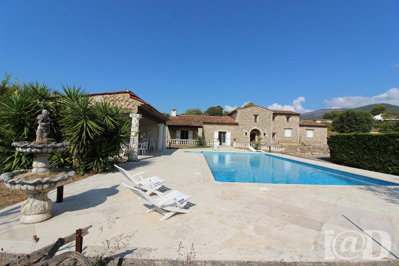 Maison moulin piscine immojojo for Construction piscine grasse