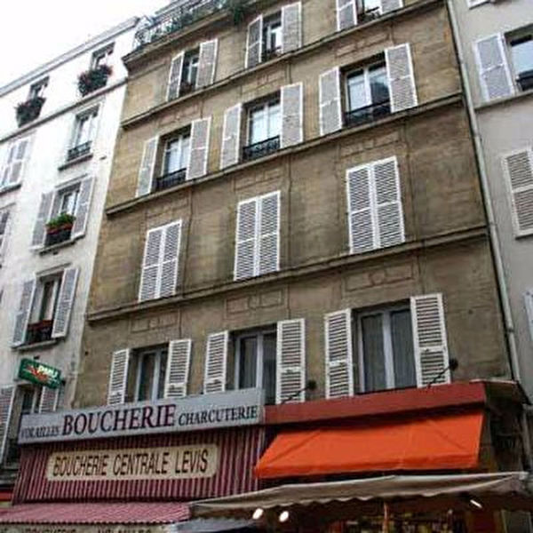 Appartement paris 30m2 17eme immojojo for Appartement meuble paris 17eme