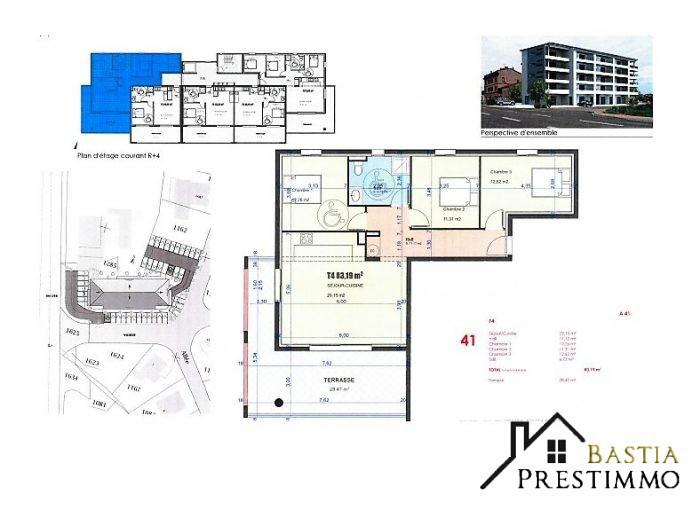 Appartement, 83 m² Folel…