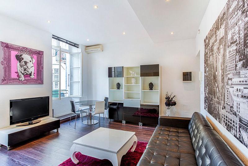 location studio nice jean medecin immojojo. Black Bedroom Furniture Sets. Home Design Ideas