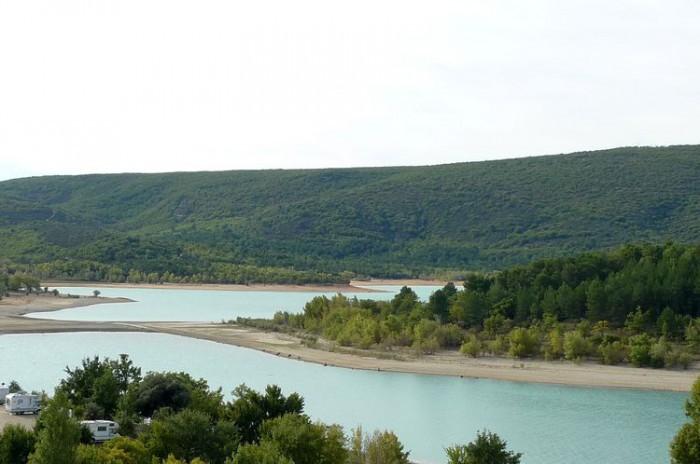 Maison aiguines vue lac sainte croix immojojo for Camping au bord du lac de sainte croix avec piscine