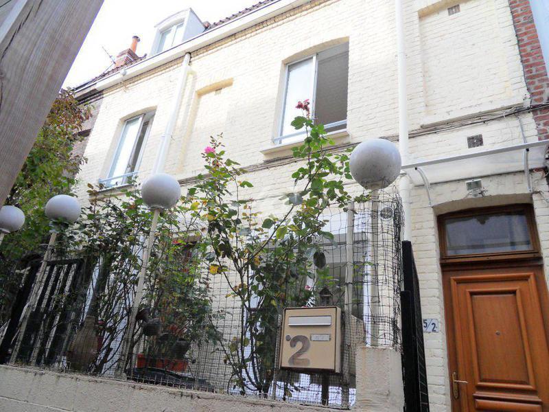 Maison couree lille 1930 immojojo for Decoration maison 1930 lille
