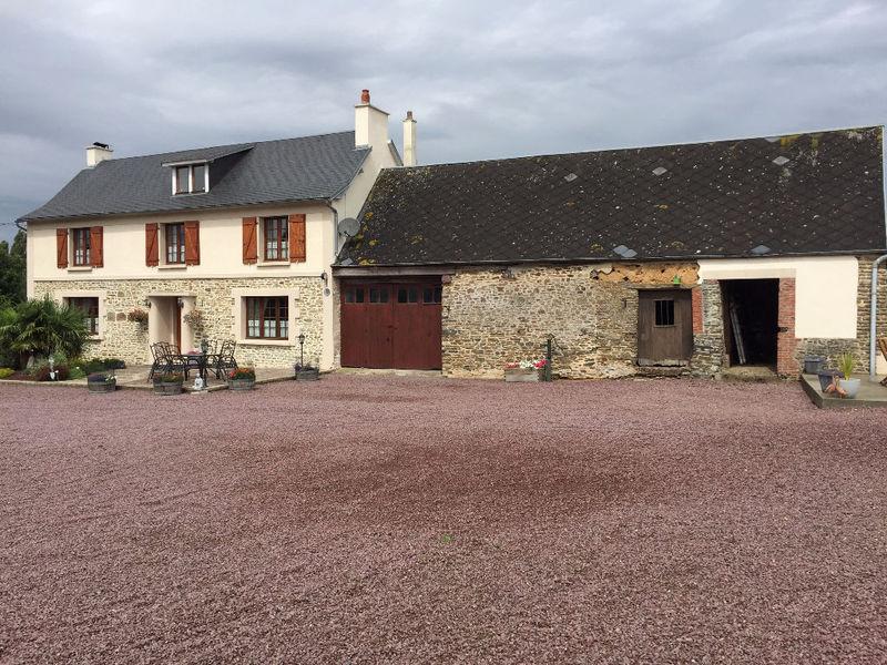 Location maison saint ouen des besaces immojojo for Garage des alleux