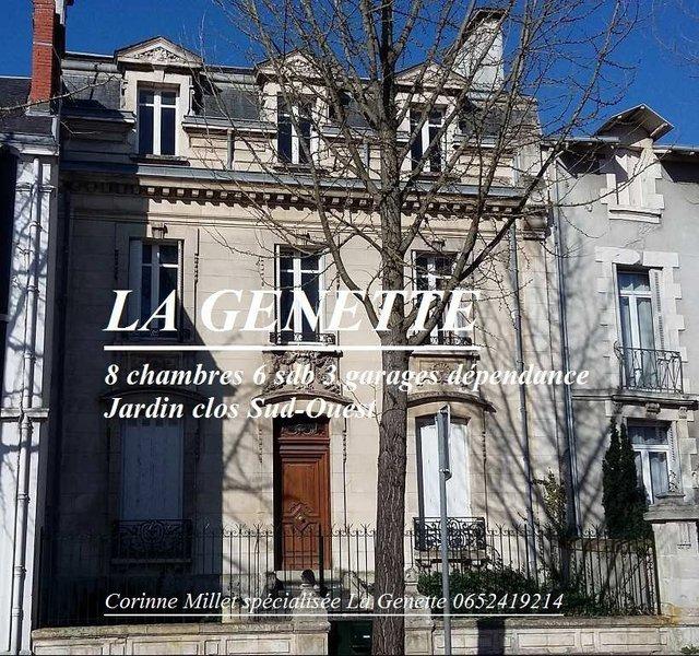 Residence rochelle genette immojojo for Garage ad la rochelle