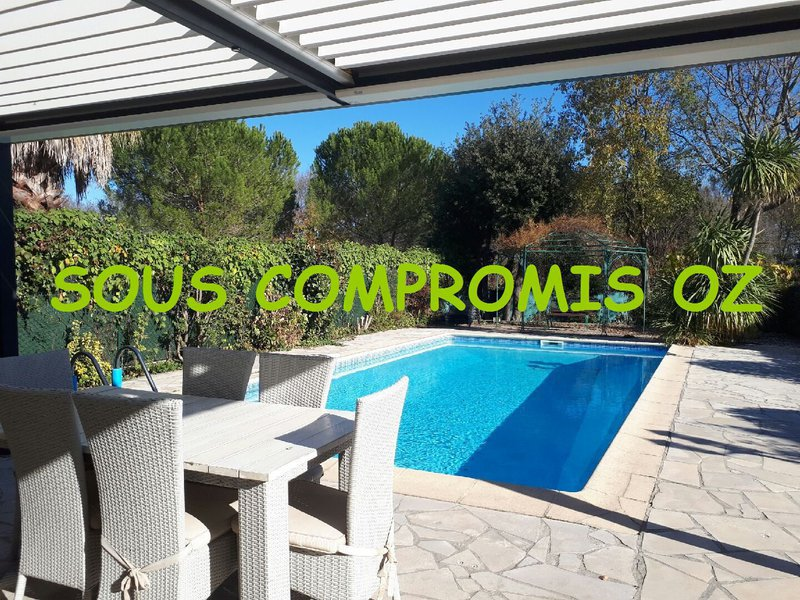 Cres maison piscine immojojo for Piscine le cres