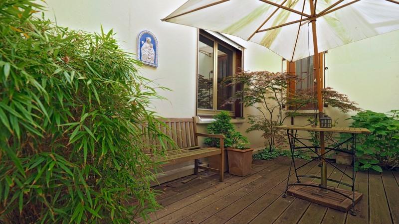 Location maison jardin privatif paris immojojo for Jardin 16eme