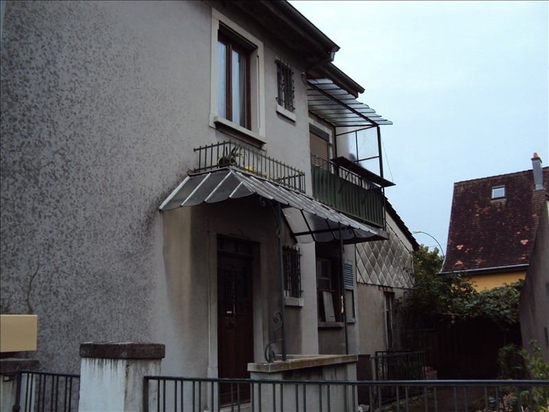 Appartement duplex mulhouse immojojo for Garage a louer mulhouse