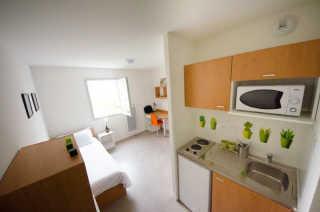 Appartement, 24 m² La ré…