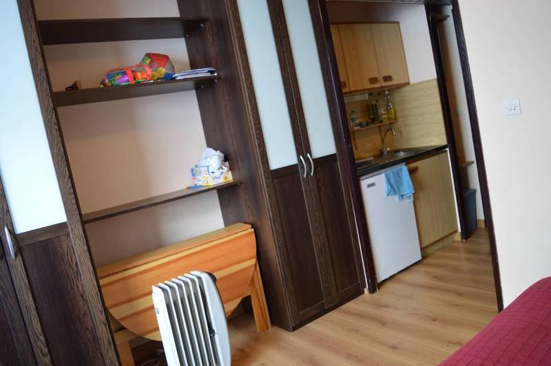 Appartement, 14 m² Commu…