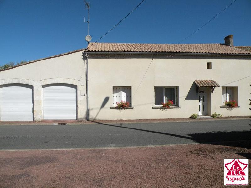 Maison, 125 m² BRAUD…