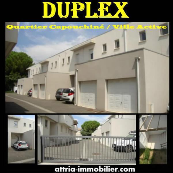 Appartement, 75 m² Attri…