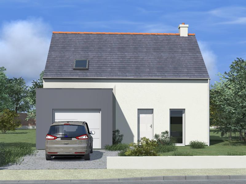Location maison la chapelle saint laud immojojo - Garage blanchard saint georges sur loire ...
