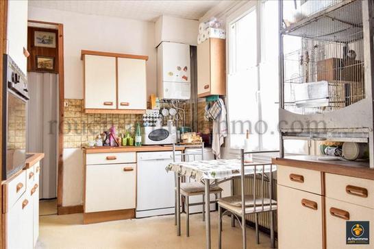 Maison, 60 m² Rouen…