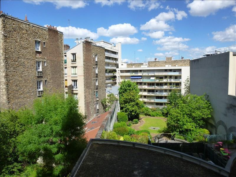2 pieces vue degagee paris jardin immojojo for Le jardin 75019