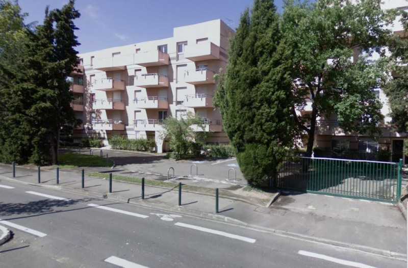 Location toulouse t3 metro terrasse garage immojojo for Location garage toulouse 31400