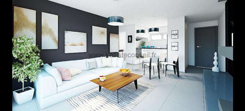 Appartement, 46 m² PORTI…