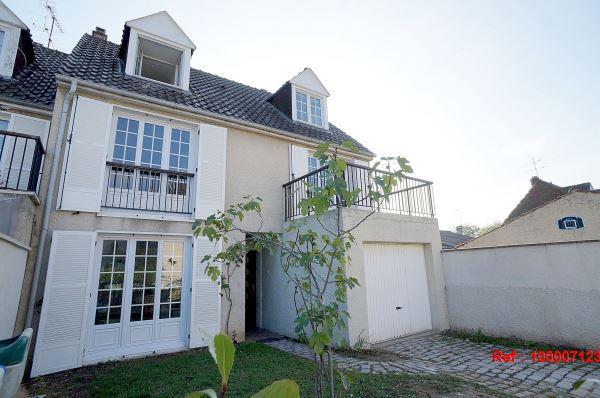 Jolie jardin balcon immojojo for Jardin 78200