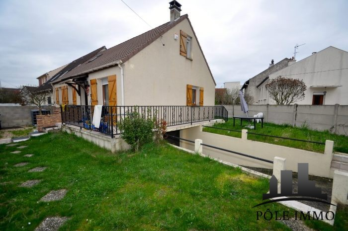 Maison quartier musiciens blanc mesnil immojojo for Garage lecomte blanc mesnil