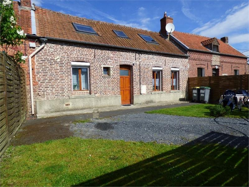 Maison bois 80m2 jardin immojojo for Maison bois 80m2