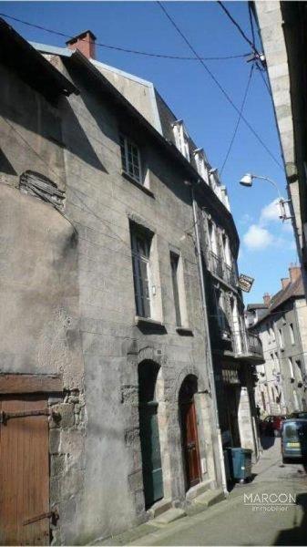 Maison 20000 30000 saint yrieix la montagne 23460 for Maison 20000