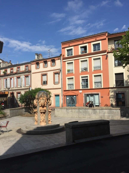 Achat appartement toulouse t1 immojojo for Garage marengo toulouse