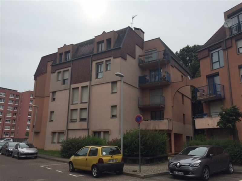 appartement cronenbourg strasbourg rue curie immojojo. Black Bedroom Furniture Sets. Home Design Ideas
