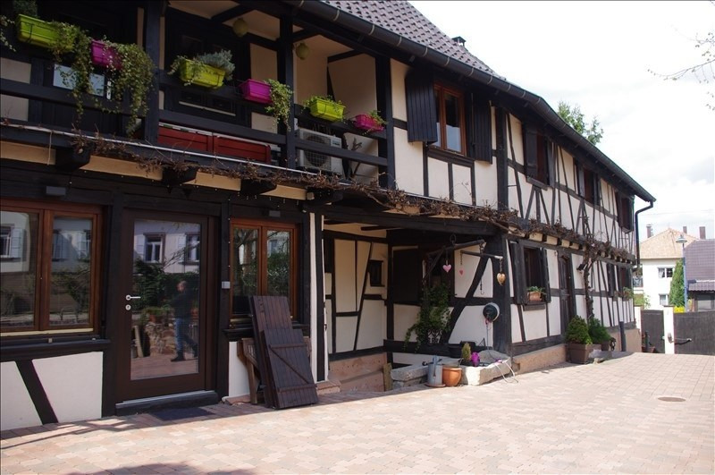 maison contemporaine souffelweyersheim immojojo. Black Bedroom Furniture Sets. Home Design Ideas