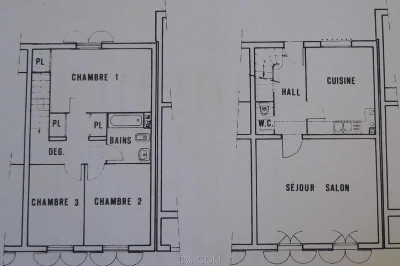 Maison, 88 m² *** U…