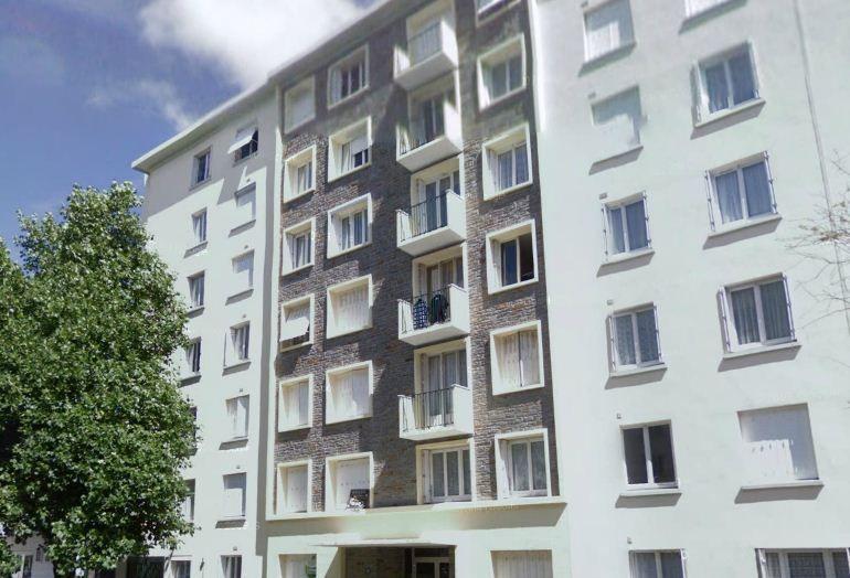 appartement nantes t3 terrasse parking immojojo. Black Bedroom Furniture Sets. Home Design Ideas
