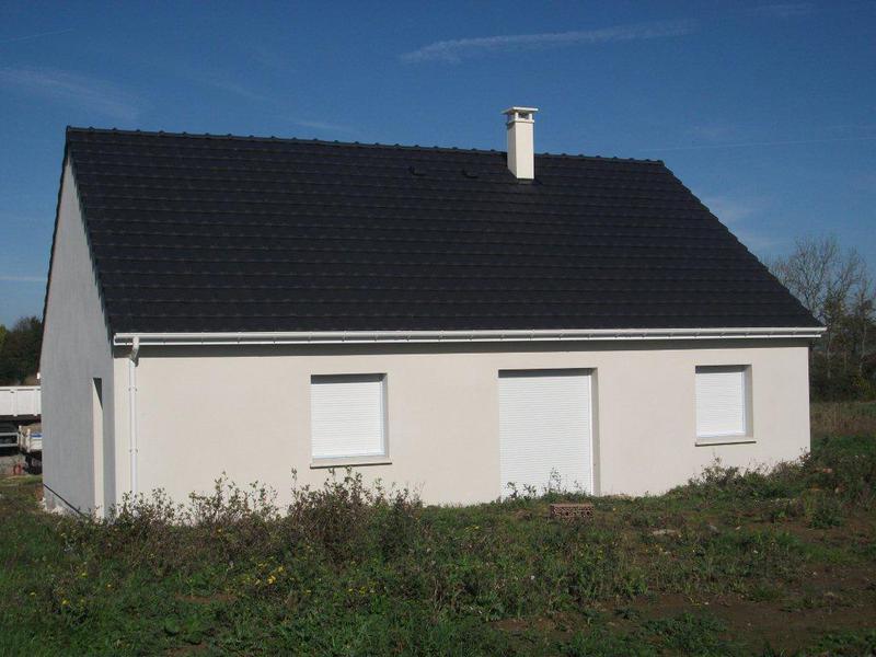 Maison, 60 m² Ecaul…