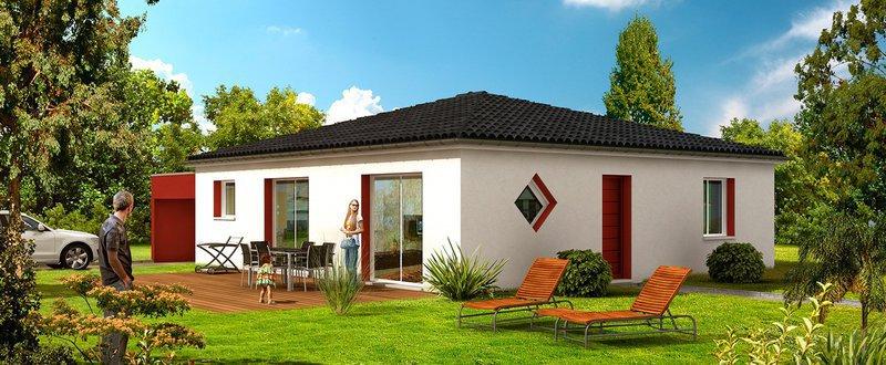 Maison, 90 m² CONST…