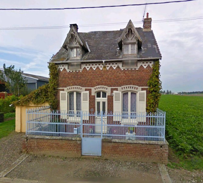Maison parvillers le quesnoy immojojo for Garage brihaye le quesnoy
