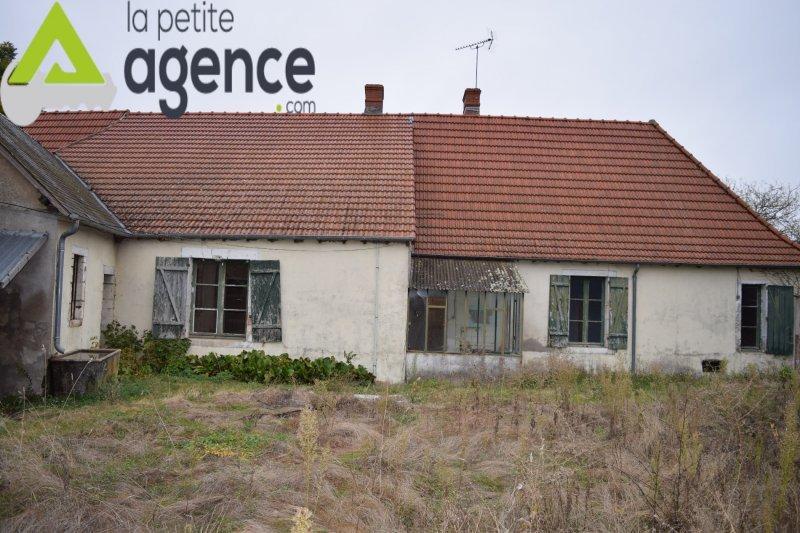 Corps ferme renover loir cher immojojo for Renover une maison pas cher