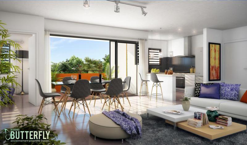 Appartement, 70 m² La Ré…