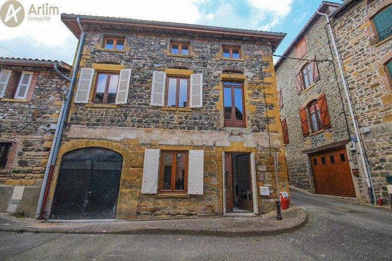Maison renover sain bel immojojo - Terrasses en ville un bel exterieur par d space studio ...