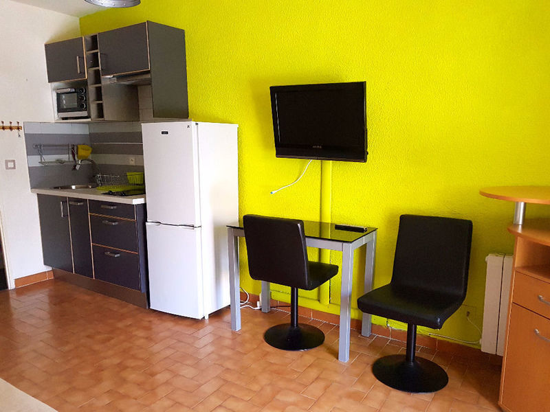 Plan Appartement Studio Meuble Immojojo