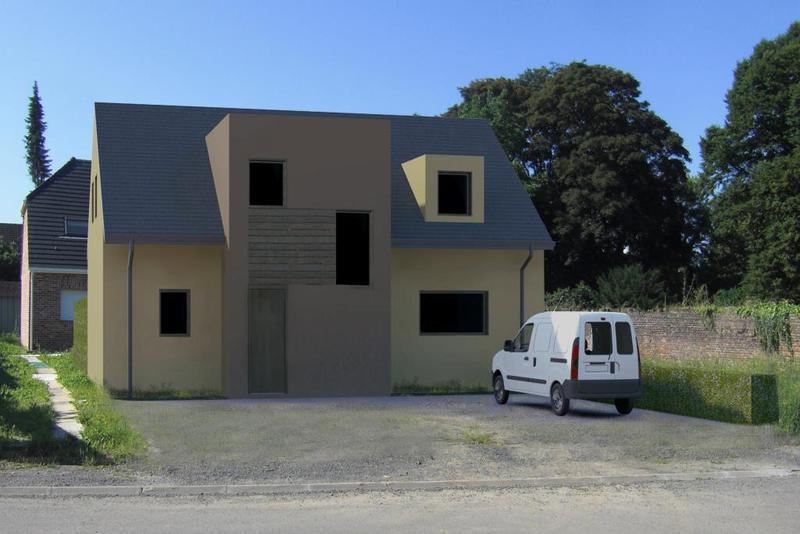 Maison, 130 m² 3%.CO…