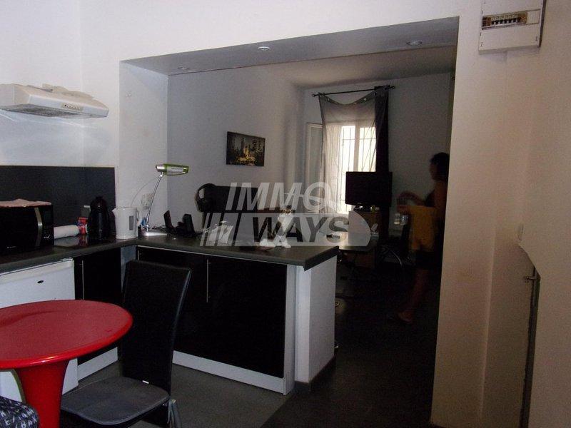 studio non meuble perpignan immojojo. Black Bedroom Furniture Sets. Home Design Ideas