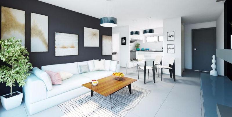 Appartement, 46 m² Décou…