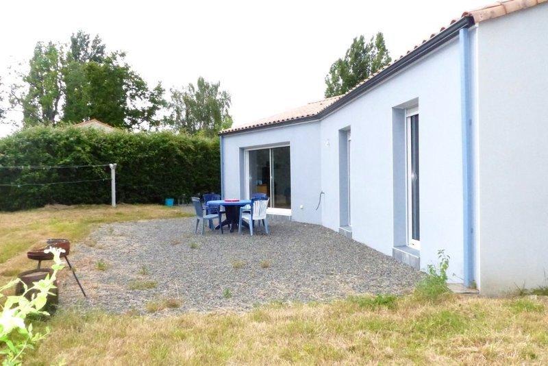 Maison recente grand terrain garage immojojo - Garage saint philbert de grand lieu ...