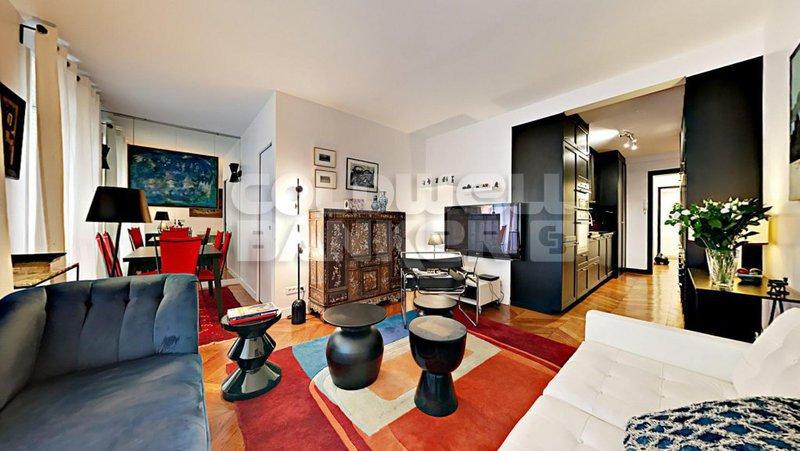 Appartement, 54 m² Charm…