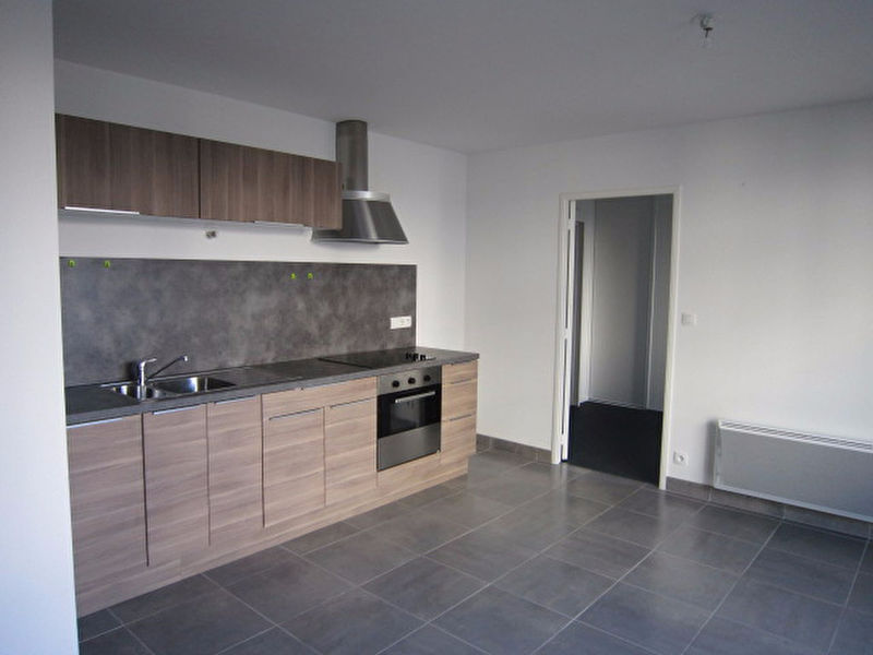 Appartement, 52 m² T2 BR…