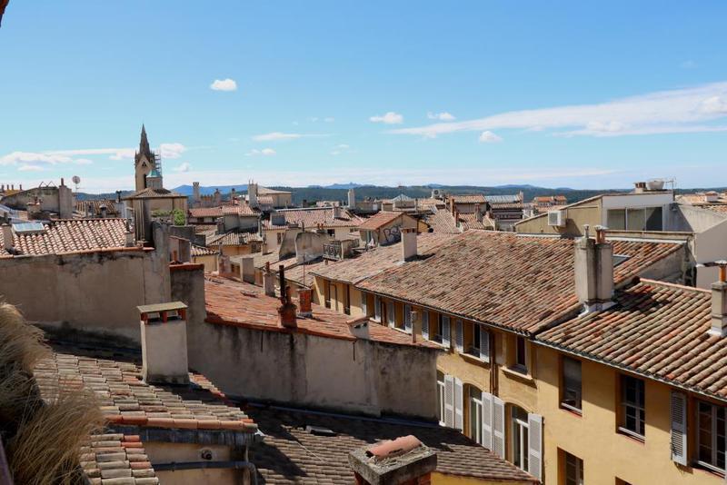 Appartement t4 aix provence centre ville terrasse immojojo - Bus salon de provence aix en provence ...