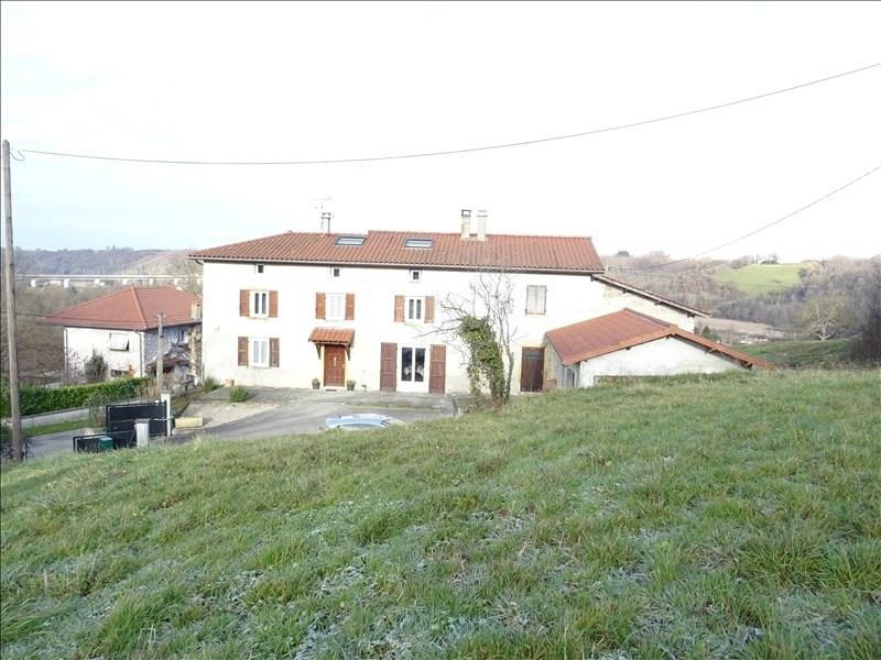 Location maison villeneuve de marc immojojo for Garage saint jean de bournay